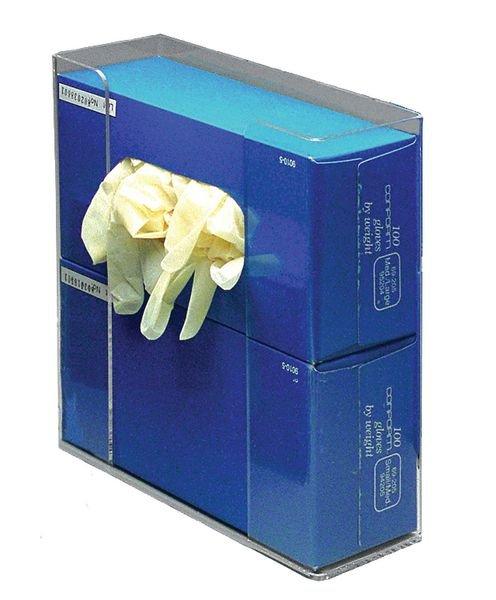 Distributeurs transparents de gants