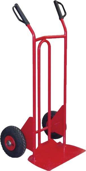 Diables avec tablier droit charge utile 250 kg