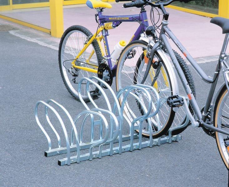 Range-vélos 3 à 20 vélos côte à côte ou face à face