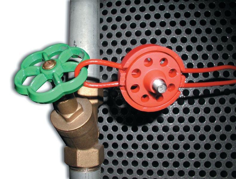 Condamnation de vannes par câble Pro Lock II