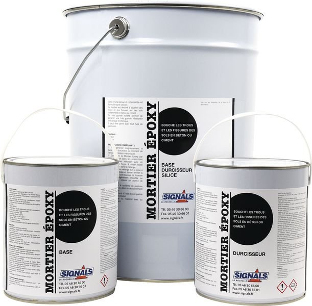 Mortier Epoxy standard