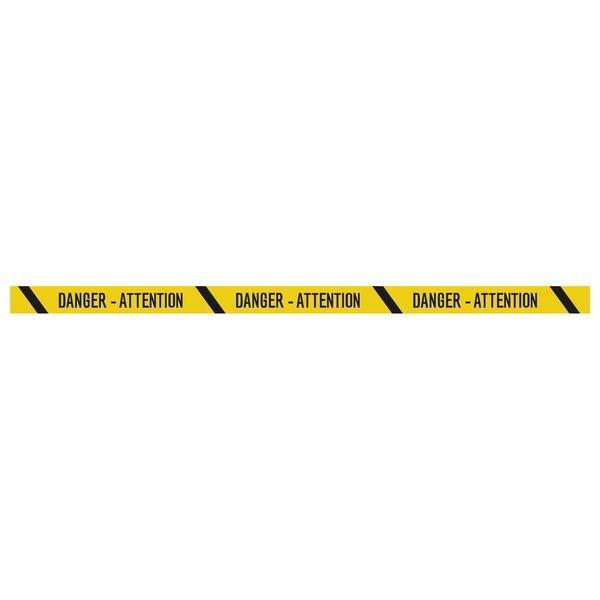 Antidérapant Attention Danger 75 mm