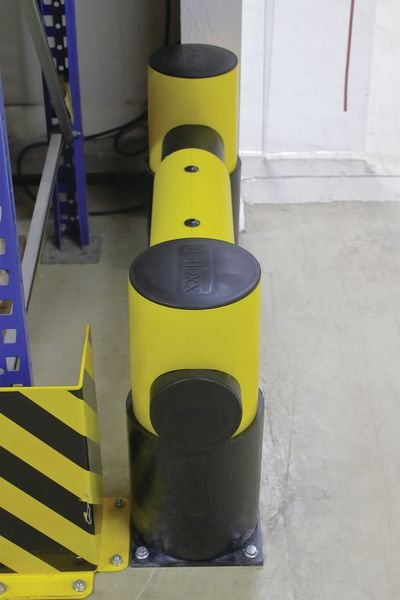 Glissière fin de rayonnage Certification TÜV