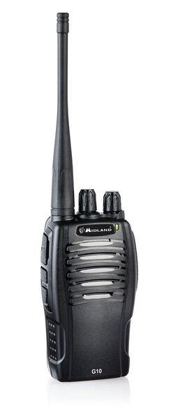 Talkie walkie compact antenne longue