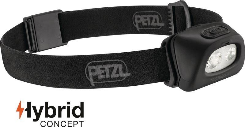 Lampe frontale PETZL Tactikka +® 250 lumens