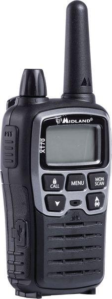 Talkie-walkie standard pack complet