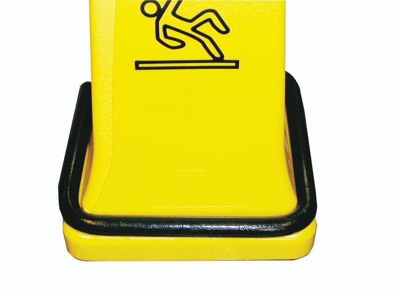 Système de balisage mobile rapide contre les dangers