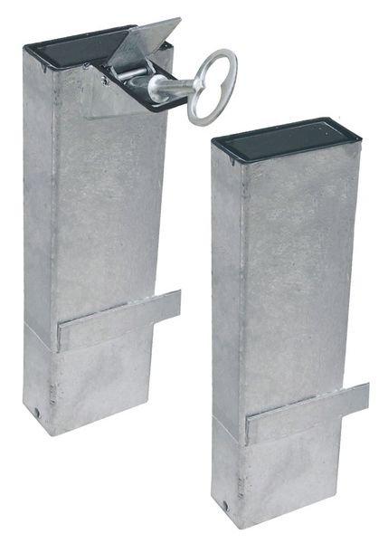 Kit d'amovibilité pour barrières