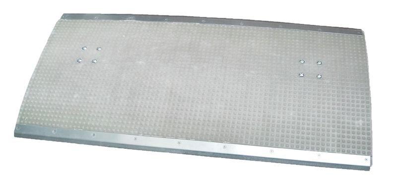 Plaques de chargement amovibles en polyester