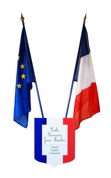 Kit drapeau personnalisable