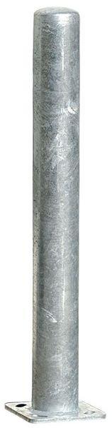 Poteaux de protection en acier galvanisé