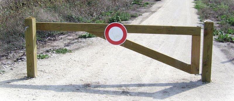 Barrière Ouvrante Campagnarde
