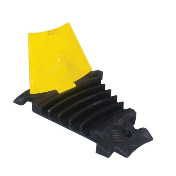 Protège-câble modulaire 4 gorges