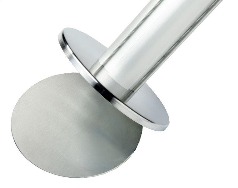 Disque pour poteaux à sangle à embase magnétique