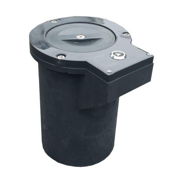 Système d'amovibilité poteau Ø 100 mm
