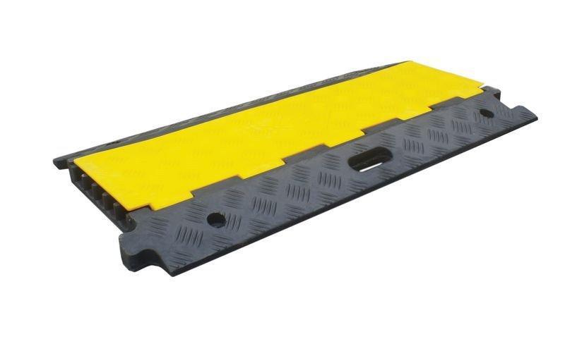 Protecteur de câbles modulaire 5 gorges
