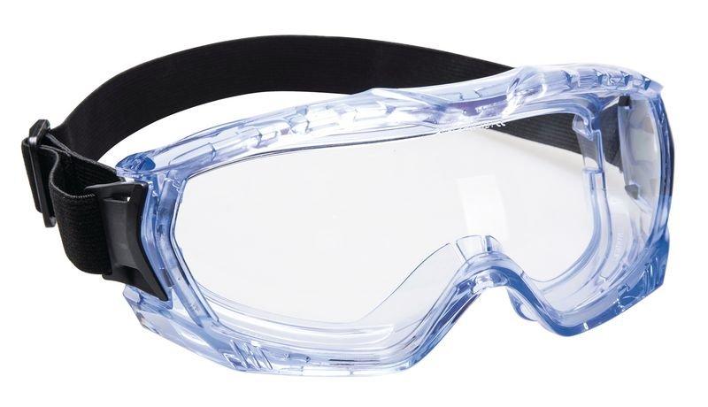Lunettes masque de sécurité vision panoramique