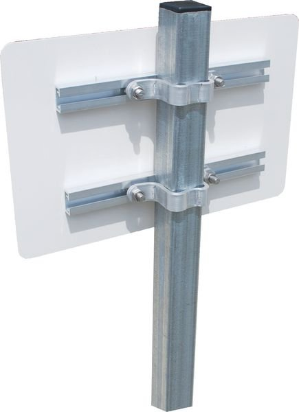 Profilé aluminium raidisseur (au mètre)