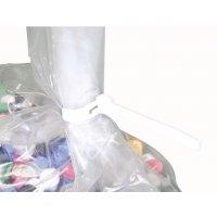 Colliers de serrage réutilisables à boucle de fermeture