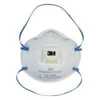 Masques haute qualité 3M™ FFP2 à valve