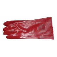 Gants à enduction PVC pour hydrocarbures L.35 cm