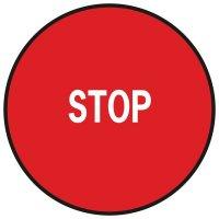 """Pastilles multi-usages gestion de stock """"Stop"""""""