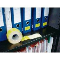 Etiquettes rectangulaires de couleur