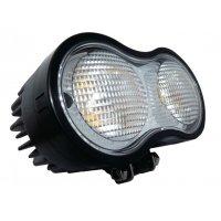 Feux de travail orientables à LED 2000 lumens