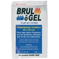 Compresse Brul O Gel gel pour brûlures