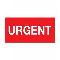 Pictogramme magnétique symbole Urgent