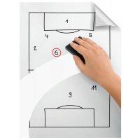 Tableau Magic Chart® électrostatique