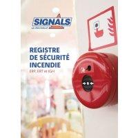 Registre Sécurité incendie ERT, ERP, IGH