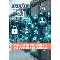 Registre de traitement des données personnelles