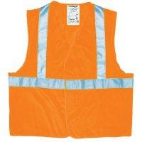 Gilets de sécurité haute visibilité Classe II Eco