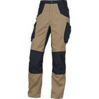 Pantalon de travail confort gris ou beige