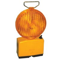 Lampe clignotante à LED 6 V double face