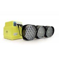 Ensemble 3 feux de 30 LED pour triangle AK