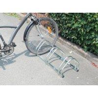 Range-vélos éco 3, 4 ou 5 vélos