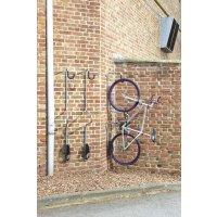 Range-vélos mural individuel