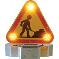 Triflash LED à relevage électrique Δ 500 mm