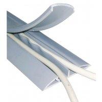Protège câble souple 2 compartiments