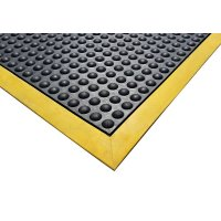 Tapis anti-fatigue ergonomique
