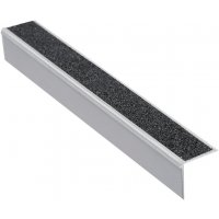 Nez de marche en aluminium auto-adhésif