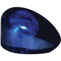 Gyrophare halogène goutte d'eau magnétique