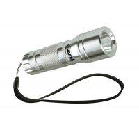 Torche en aluminium 1 LED