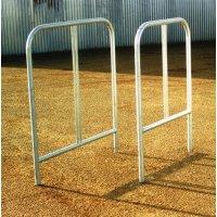 Arceaux de protection pour panneaux
