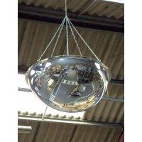 Miroir 1/2 Sphère vision 360°