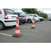 Kit cônes et enrouleurs longueur 4,5 m