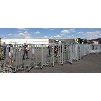 Barrière extensible de sécurité