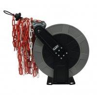 Dérouleur de chaîne à rappel automatique